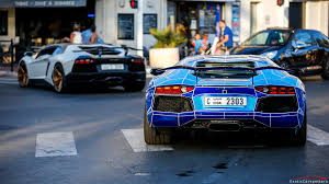 modified lamborghini 2x modified lamborghini aventador in cannes downshifts