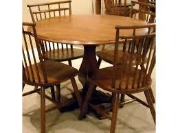 Drop Leaf Pedestal Table Liberty Furniture Creations Ii Drop Leaf Pedestal Table Novello