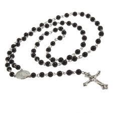 beads cross necklace images Cheap beckham rosary necklace find beckham rosary necklace deals jpg