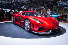 koenigsegg koenigsegg chicago koenigsegg regera revealed in production trim will hit 186 mph in