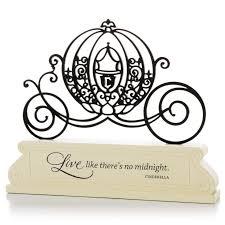 Cinderella Carriage Silhouette Encouragement Decorative