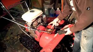 modify snowblower to never clog and throw twice as far w impeller