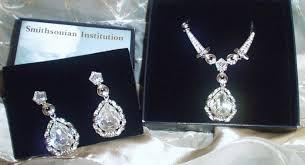 antoinette earrings sold avon s antoinette smithsonian necklace earrings