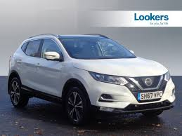 white nissan nissan qashqai n connecta dci white 2017 10 31 in motherwell
