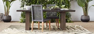 Patio Bar Furniture by Patio Dining Sets Outdoor Dining Tables Outdoor Bar Stools Arhaus