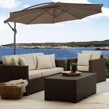 Offset Patio Umbrellas Clearance by Garden U0026 Patio Umbrellas Ebay