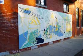 orange walls murals wicker park bucktown chamber of commerce the orange walls mural project adds art to otherwise neutral walls in highly visible spaces and has been accomplished with the cooperation of generous