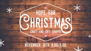 hope for christmas craft u0026 gift shoppe gateway church
