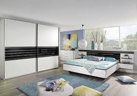 Schlafzimmer Mit Betten In Komforth E Schlafzimmer 3 Tlg Coleen Von Rauch Dialog Kombi A Weiß Graphit