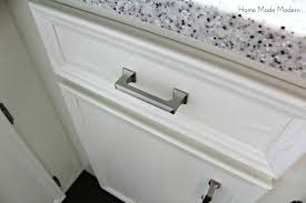 Brushed Nickel Cabinet Hardware by Brushed Nickel Kitchen Cabinet Hardware Team Galatea Homes