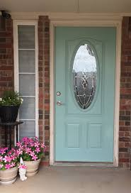 new door color sherwin williams hazel love it new place
