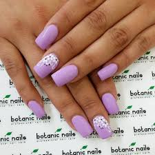 purple gel nail designs 40 latest cool nail art designs of 2015