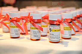 Church Favors by Photography Archive Wedding Favors Medicine