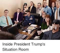 Situation Room Meme - d 舞 inside president trump s situation room politics meme on me me