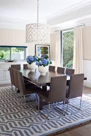 Dining Room Rug Modern Trestle Table Design Ideas