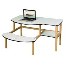 Childrens Desks White by Teamson Kids Train Writing Table Hayneedle