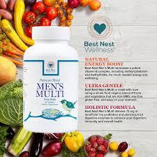 amazon com best nest men u0027s multi methylfolate methylcobalamin