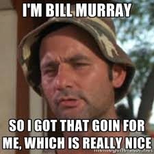 Bill Murray Memes - bill murray know your meme