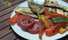 cuisine sur plancha recette légumes grillés à la plancha en vidéo