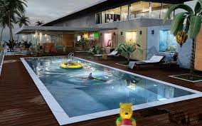house plans with swimming pool center house plans with pools