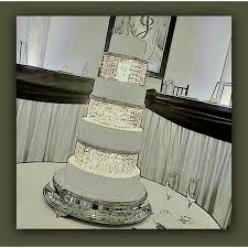 3 tier wedding cake stand wedding acrylic cake stand or separator 3 tiers and 4