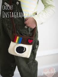Crochet Instagram Bag Simply Tale