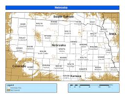 us cover map noaa noaa weather radio nebraska