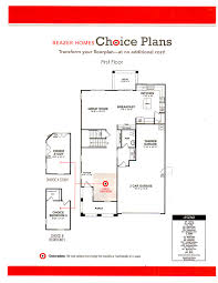 Wilson Parker Homes Floor Plans by New Homes For Sale Goodyear Avondale Real Estate Litchfield Park