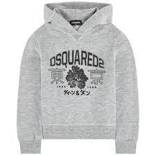 mini me hoodie dsquared2 for boys melijoe com
