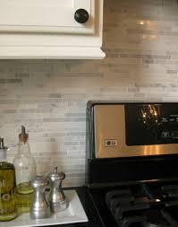 kitchen cabinet art appliances black electric range with backsplash peel and stick
