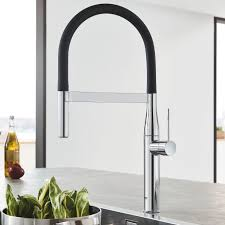 kitchen faucet classy pull down kitchen faucet grohe eurosmart