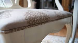 How To Reupholster Dining Chair Adding Piping To Dining Room Chairs Is Easier Than You Think