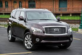 infiniti qx56 vs mercedes gl450 winding road comparison test land rover lr4 vs cadillac