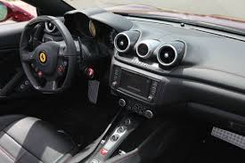 Ferrari California T Interior The 2016 Ferrari California T Is A Hungry Wolf Waiting For Meat