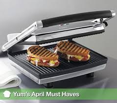 Krups Sandwich Toaster Krups Panini Grill Grill Pinterest Grilling And Yum Yum