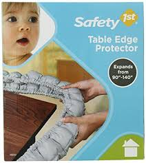 safety bumpers for tables amazon com safety 1st expandable table edge bumper furniture