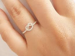 what is a knot ring satisfaction promise ring for