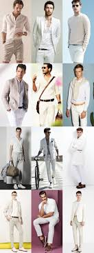 All White Attire For How To Wear White On White Fashionbeans