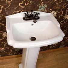 lowes bathroom pedestal sinks top 58 bang up small pedestal sinks for powder room decorative