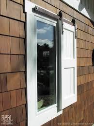 Kitchen Window Shutters Interior Diy Farmhouse Style Indoor Shutters Indoor Shutters Farmhouse