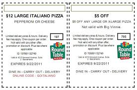 round table pizza coupons 25 off round table coupon code may 2018 zo skin care coupons