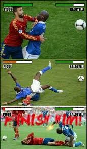 Balotelli Meme - epic battle pique vs balotelli meme by secsi90 memedroid