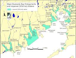 Map Of Cape Cod Massachusetts by Bay Maps Buzzards Bay National Estuary Program