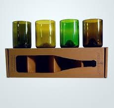 Upcycled Wine Bottles - 5 upcycled products from wine waste wine folly