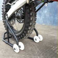 motocross bike stands rear paddock stand motor dirt bike for kawasaki honda yamaha