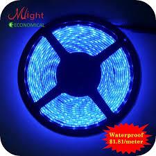 ribbon lights 5 meters 12v 5050smd led light waterproof ip44 low power
