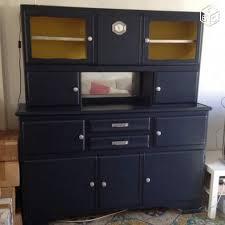 cuisine leboncoin idée relooking cuisine buffet de cuisine 1950 mado bleu nuit