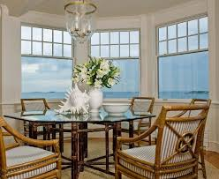 Beachy Dining Room by Cool Wingback Dining Chair In Dining Room Beach Style With Dunn