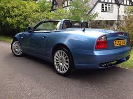 Used 2003 Maserati Spyder 4 2 V8 2d 385 Bhp Convertible For Sale