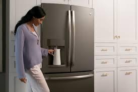 white kitchen cabinets with black slate appliances kitchen design trends the subtle of slate appliances